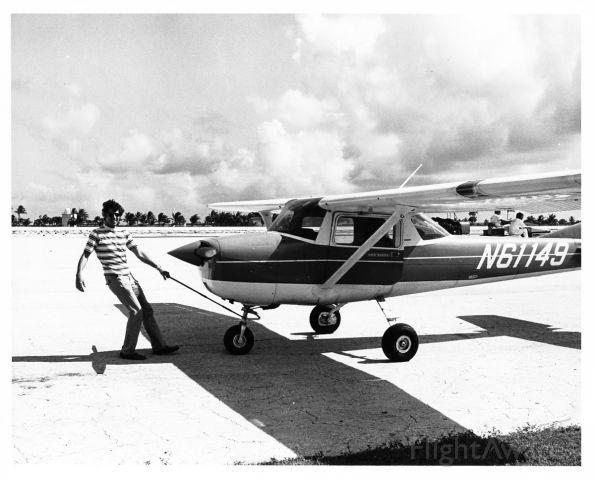 Cessna Commuter (N61149)