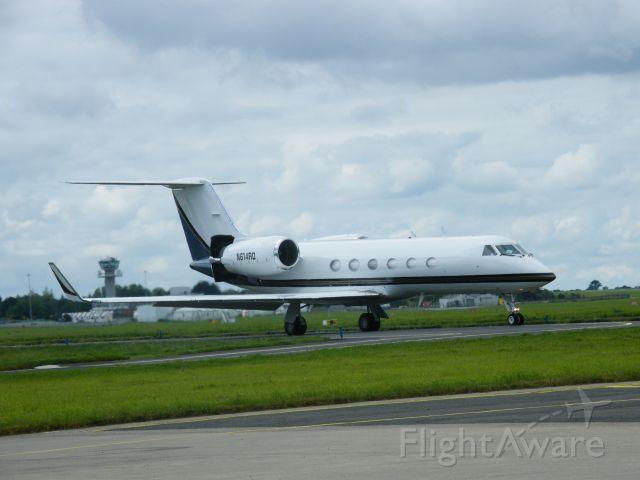 Gulfstream Aerospace Gulfstream IV (N614RD) - N614RD DEP EINN 22-07-2011 AS UJT 614