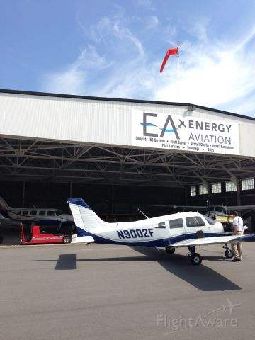 Piper Cherokee (N9002F) - Energy Aviation