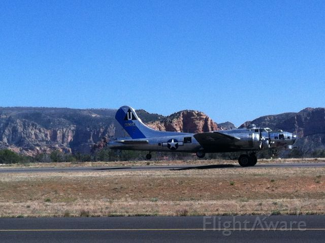 Boeing B-17 Flying Fortress (48-3514)