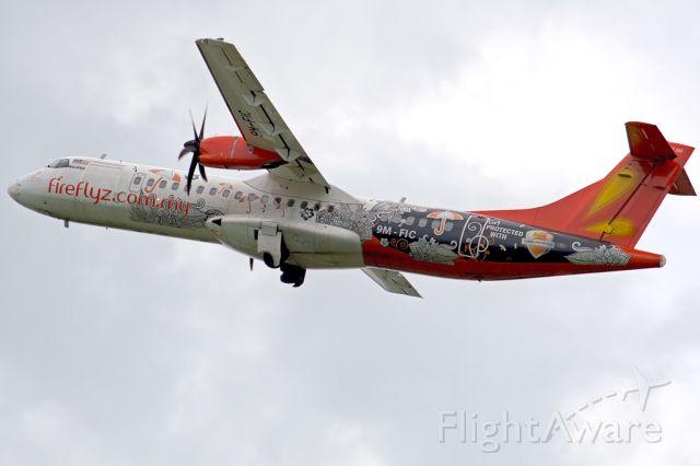 ATR ATR-72 (9M-FIC)