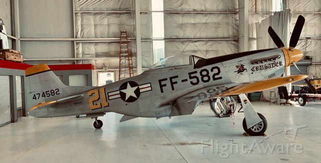 North American P-51 Mustang (N51JT)