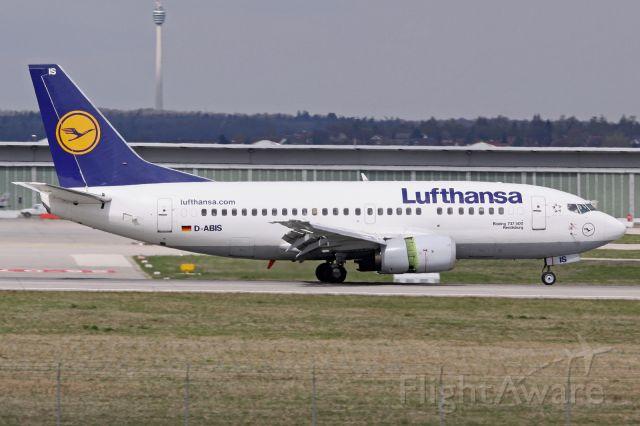 Boeing 737-500 (D-ABIS)