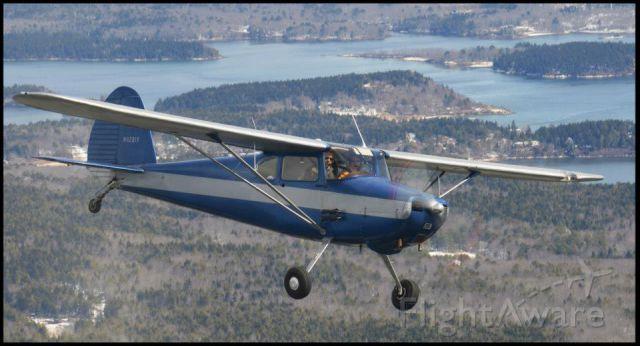 Cessna 170 (N4281V) - Cessna 170