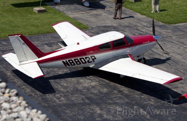 Piper PA-24 Comanche (N8802P)