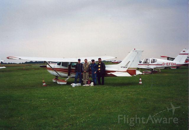 Cessna Skyhawk (N738ZW)