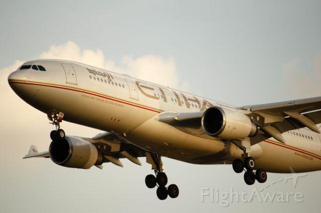 Airbus A330-200 (A6-AGB)
