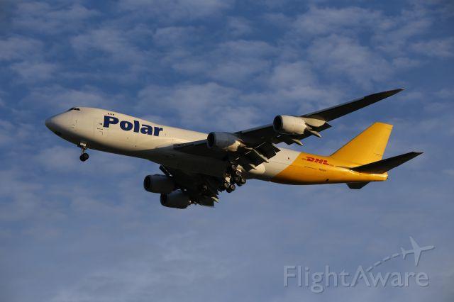 BOEING 747-8 (N855GT)