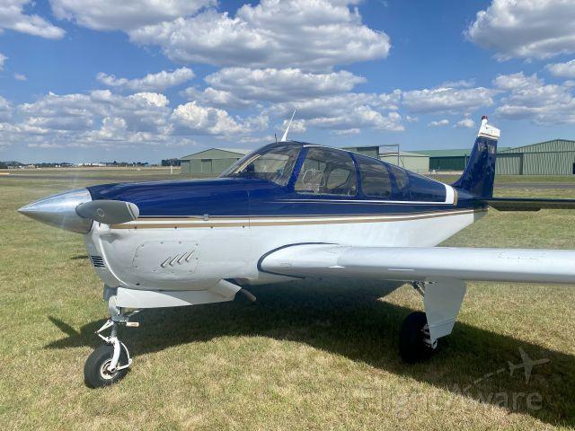 Beechcraft Bonanza (36) (VH-TIM)