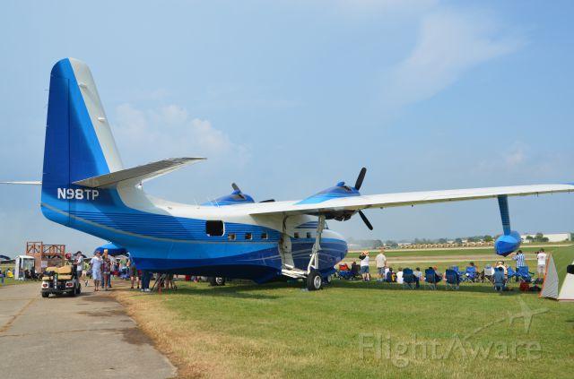 Grumman HU-16 Albatross (N98TP) - AirVenture 2014