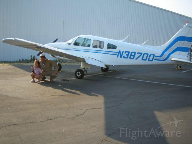 Cessna Skyhawk (N38700)
