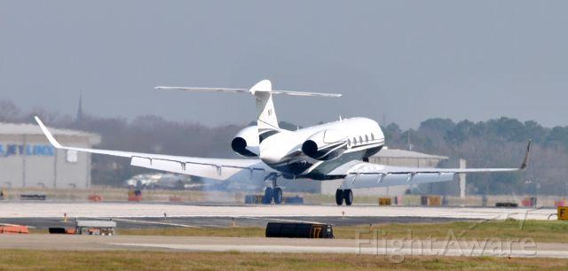 Gulfstream Aerospace Gulfstream G650 (N1F)