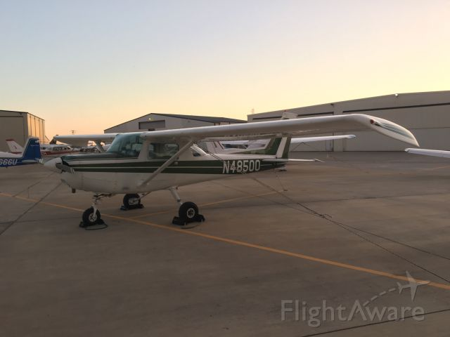 Cessna 152 (N48500)