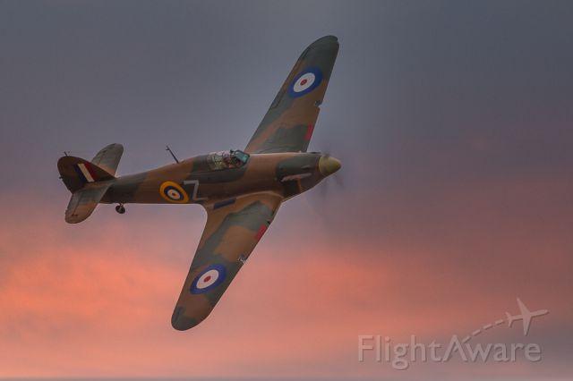 Boeing Goshawk (5429) - Hawker Hurricane Mk. XIIA