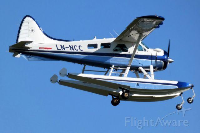 De Havilland Canada DHC-2 Mk1 Beaver (LN-NCC)