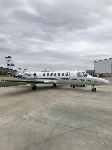 Cessna Citation V (N656JG)