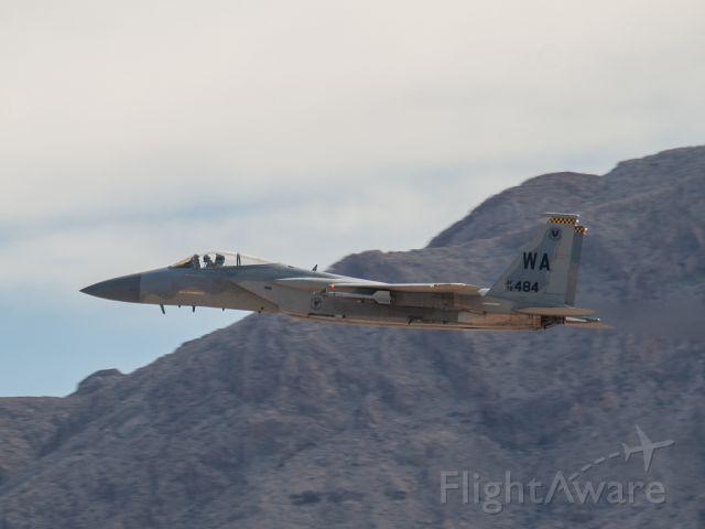 McDonnell Douglas F-15 Eagle (N78484) - 2/6/2015