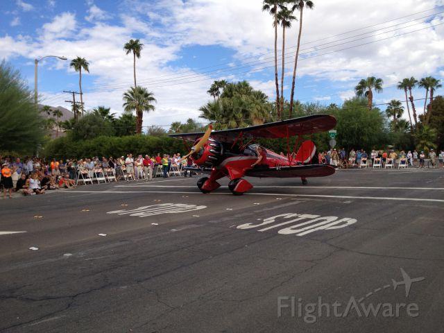 N835MK — - AOPA Parade of Planes - Palm Springs