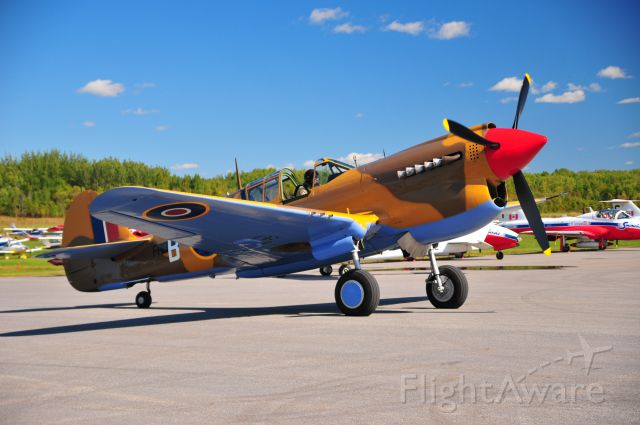 — — - Curtiss P40-N Kittyhawk