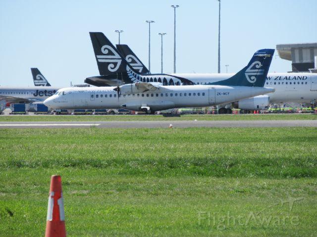 Aerospatiale ATR-72-600 (ZK-MCX)