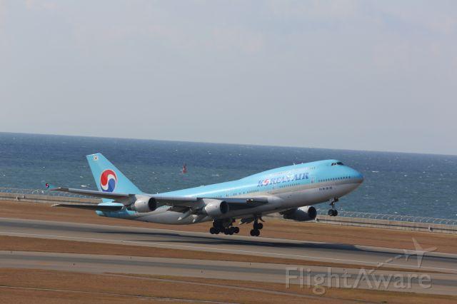 Boeing 747-400 (HL7473)