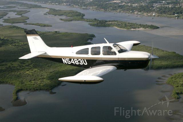 Beechcraft Bonanza (33) (N5483U)