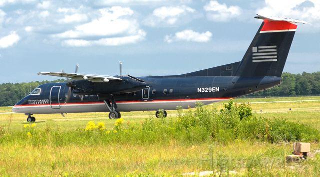 N329EN — - Ready for take off. 8-9-2006
