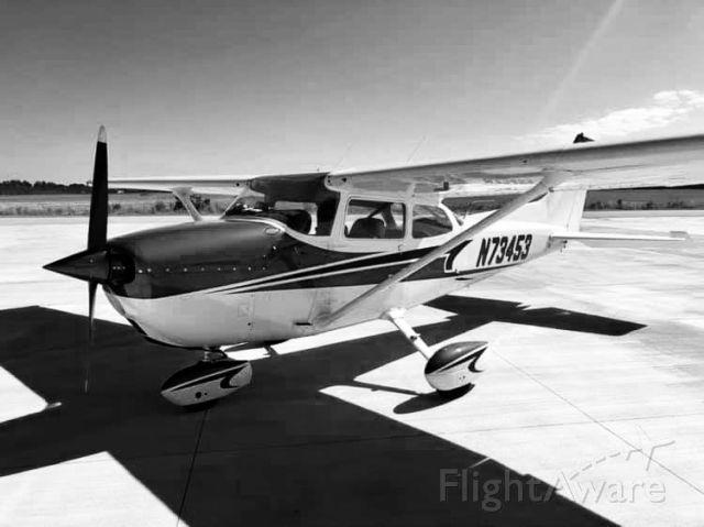 Cessna Skyhawk (N73454)