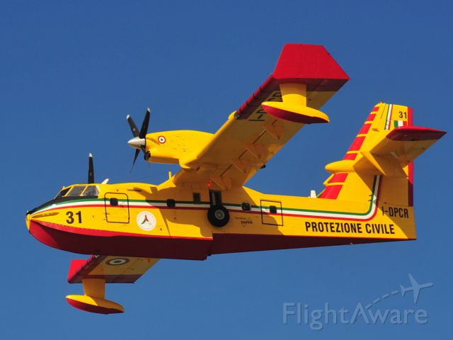 Unknown/Generic Undesignated (I-DPCR) - 2010:07:31    17:11:01<br />AIR SHOW PESCARA - ITALY