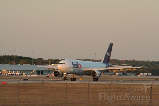 Airbus A300F4-600 (N660FE)