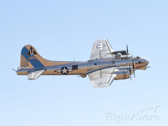 Boeing B-17 Flying Fortress (N9323Z) - B-17G - Sentimental Journey - California Capital Airshow - 09/22/2018