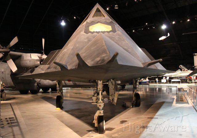 Lockheed Nighthawk — - USAF Museum, Dayton Ohio