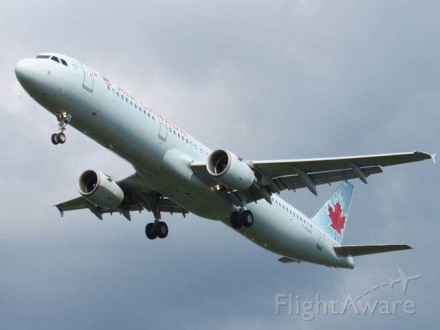 Airbus A321 (C-FGKP)