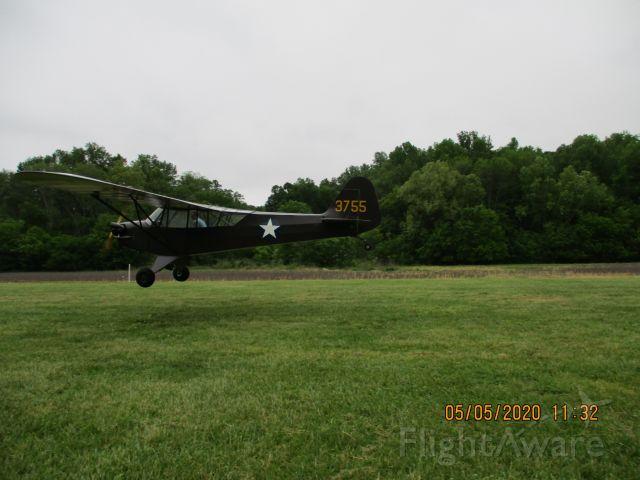NC51500 — - Low pass NC05 Bradford Field Huntersville, NC.