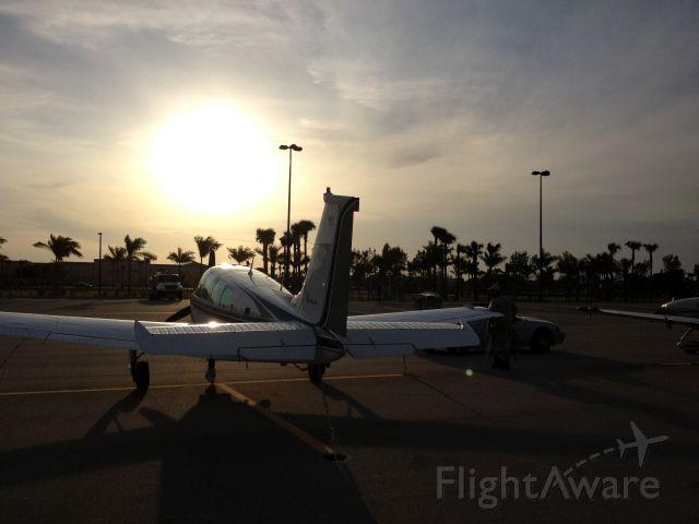 Beechcraft Bonanza (36) (N3806L) - PAGE FIELD FORT MYERS FLORIDA