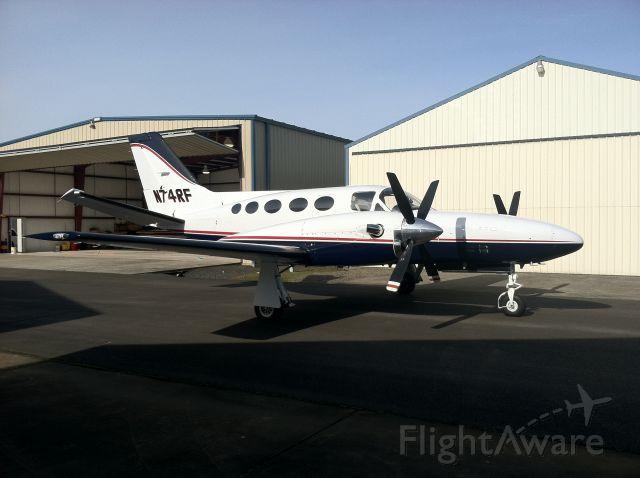 Cessna Conquest 1 (N74RF)