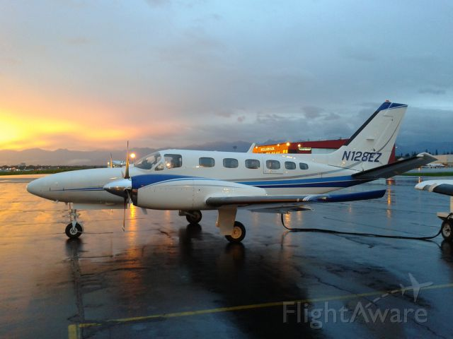 Cessna Conquest 2 (N128EZ)