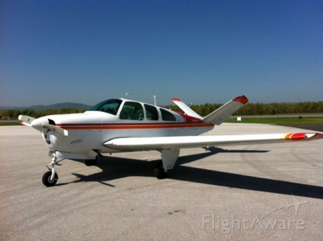 Beechcraft 35 Bonanza (N8656M)