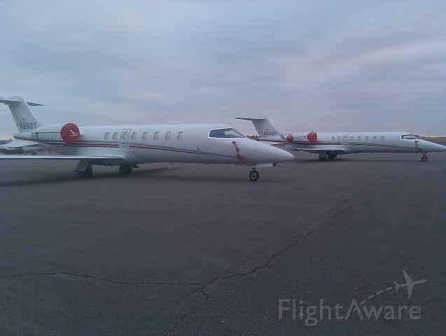 Learjet 45 (N28QT) - N26QT and N28QT
