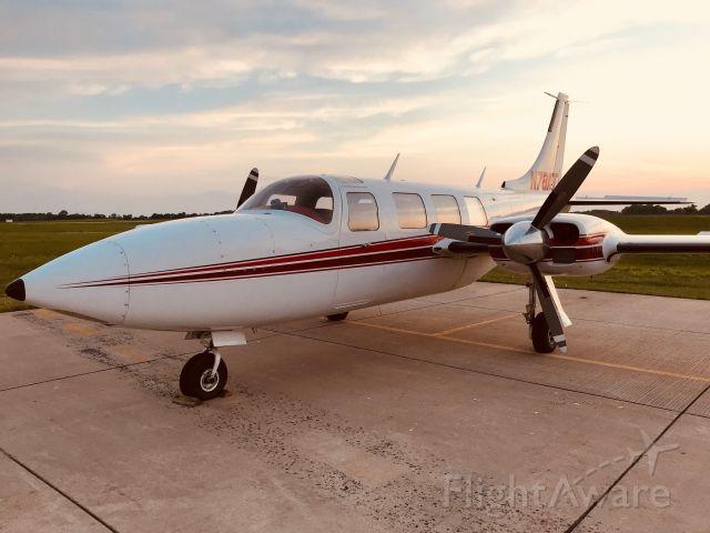 Piper Aerostar (N78KT)