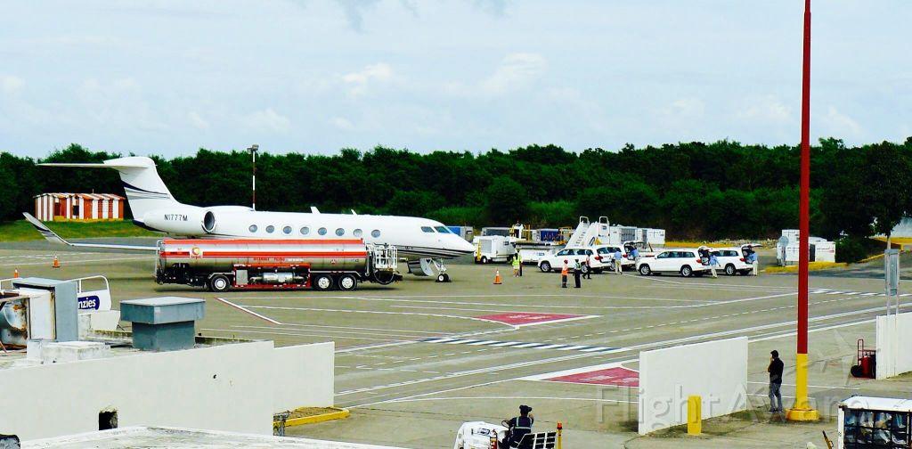 Gulfstream Aerospace Gulfstream G650 (N1777M)