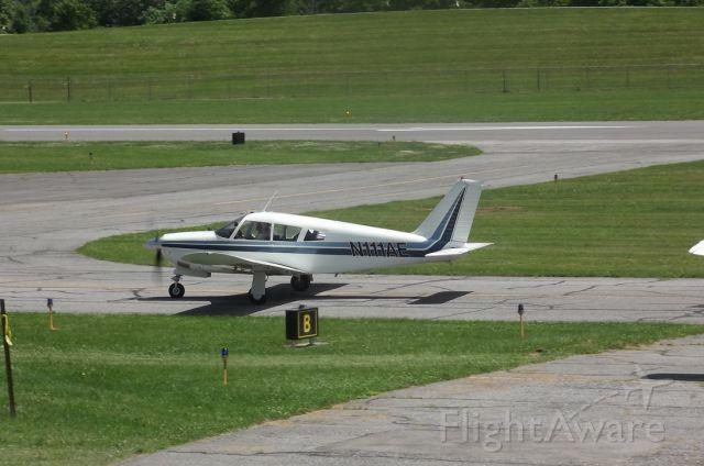 Piper Cherokee (N111AE) - Sentimental Journey 2014.