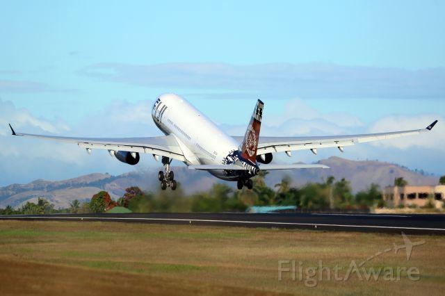 Airbus A330-200 (DQ-FJU)
