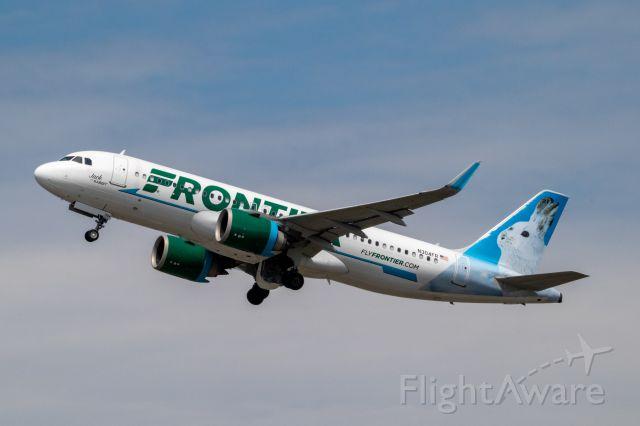 Airbus A320neo (N304FR) - 2020-05-14
