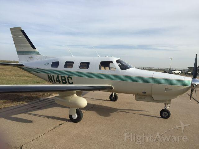 Piper Malibu Mirage (N14BC)