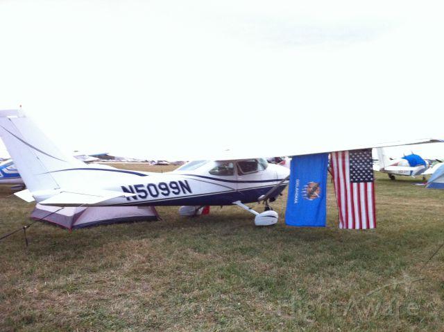 Cessna Skylane (N5099N) - GAC at EAA AirVenture Oshkosh 2012