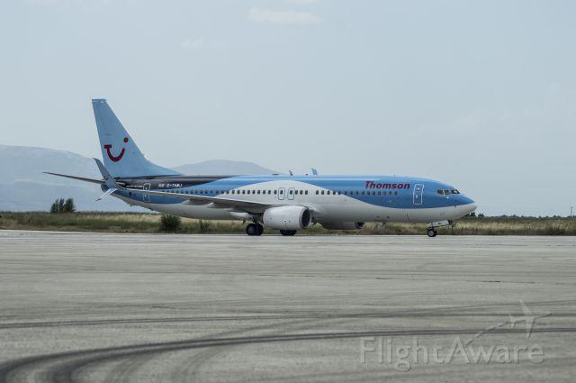 Boeing 737-700 (G-TAWJ) - NEW WINGLETS