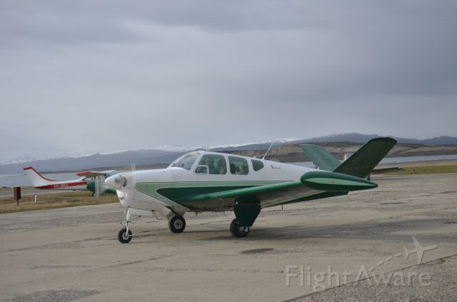 Beechcraft 35 Bonanza (LV-FSO)