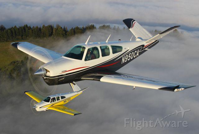 Beechcraft 35 Bonanza (N950CA)