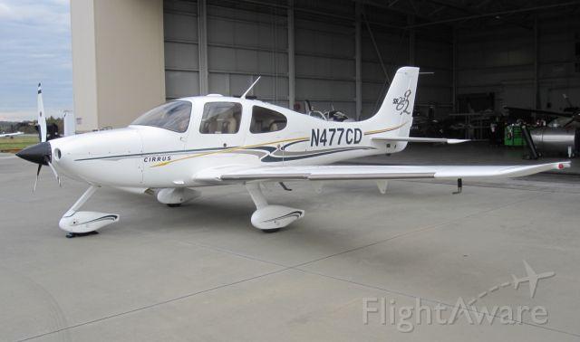 Cessna Skyhawk (N477CD)